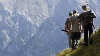 Ob Attinghausen im Kanton Uri stürzt ein Jäger zu Tode (Symbolbild)