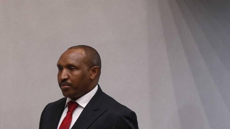 Das Weltstrafgericht in Den Haag hat den ehemaligen kongolesischen Milizenführer Bosco Ntaganda als Kriegsverbrecher zu 30 Jahren Gefängnis verurteilt. (Archivbild)