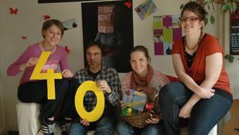 Die Juseso Fricktal feiert ihr 40-jähriges Bestehen