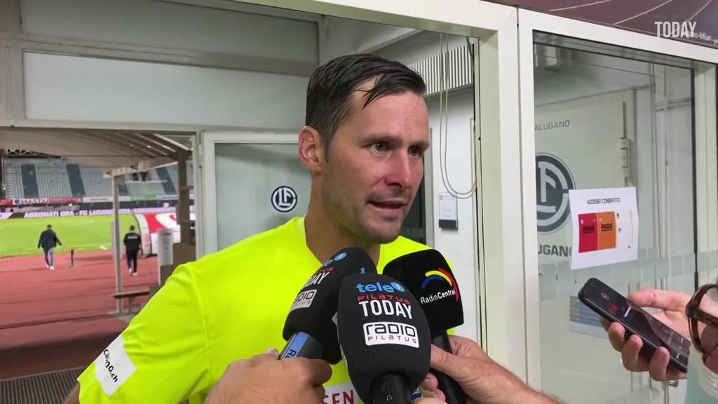 FC Luzern verliert gegen Lugano 1:2