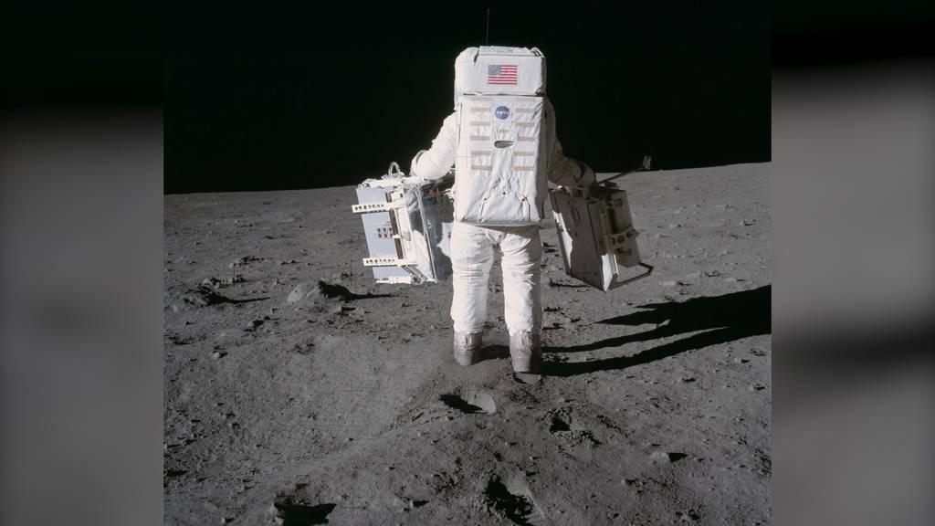 6 Fakten zur Mondlandung