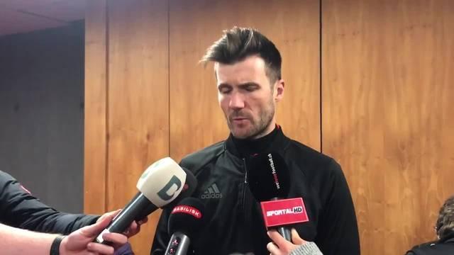 """FCB-Coach Raphael Wicky: """"Ich gehe mit einem sehr guten Gefühl in die Winterpause"""""""