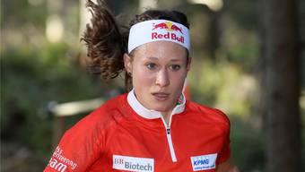 Die mehrfache Welt- und Europameisterin Judith Wyder läuft am Sonntag in Bad Zurzach.ZVG