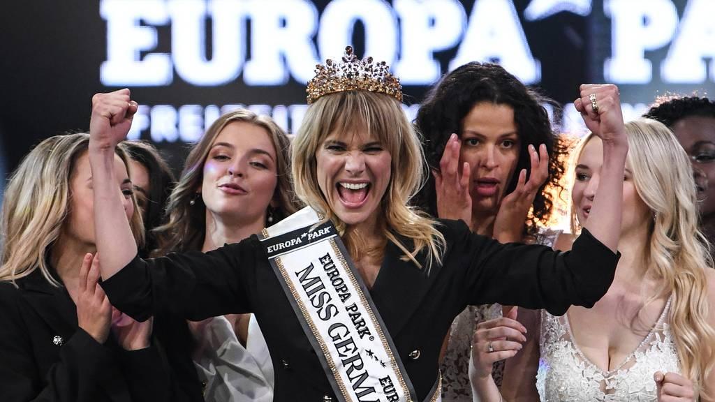 Die neue «Miss Germany» ist eine 35-jährige Mutter