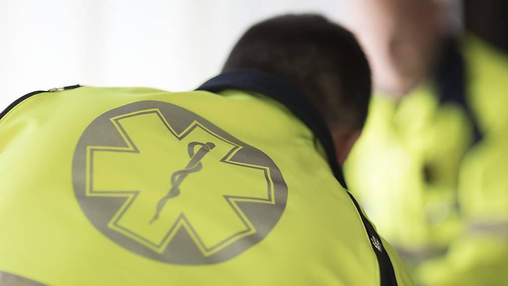 81-jähriger Fussgänger stirbt nach Unfall im Spital