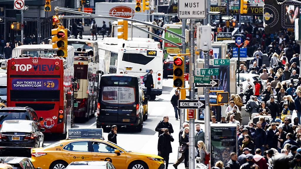 Festnahme wegen Anschlagsvorbereitungen in New York