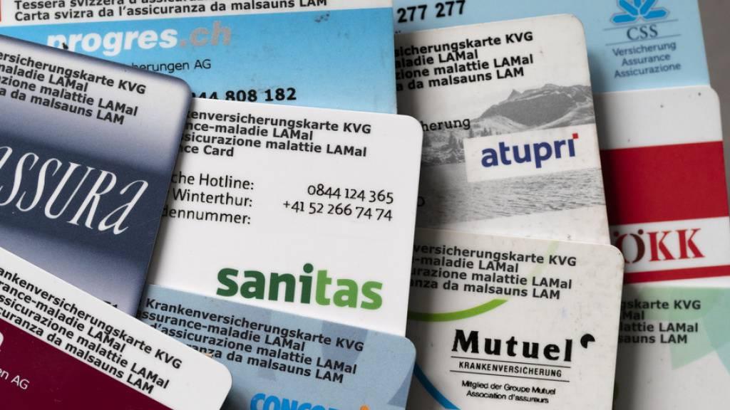 Das grösste Kopfzerbrechen bereiten den Schweizerinnen und Schweizern die Krankenkassenprämien. (Archivbild)