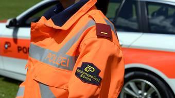 Die Kantonspolizei führte die Kontrollen im Rahmen der Aktion zur Bekämpfung der Einbruchskriminalität durch. (Symbolbild)