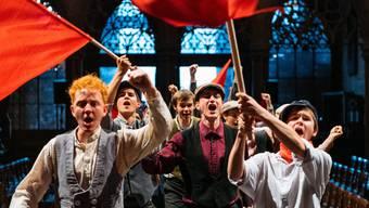 Theater im Münster 1000 Jahre Münster Theaterprobe
