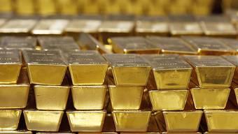 3381 Tonnen: So schwer sind die Goldreserven Deutschlands. (Symbolbild)