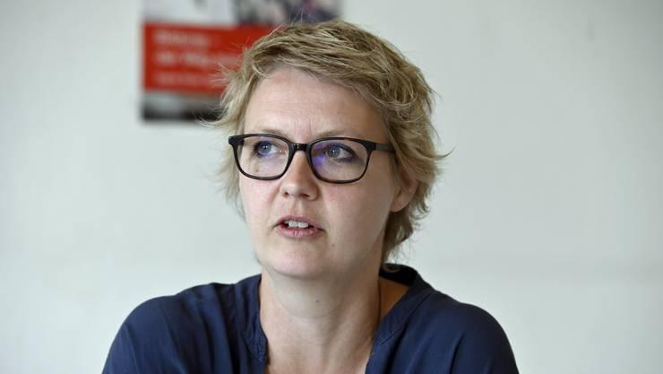 «Wenn plötzlich 20 Prozent des Einkommens fehlen, dann reicht das Geld nicht mehr», erklärt die Standortleiterin Regina Zürcher im Interview.