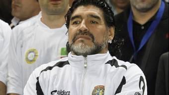 Neuer Trainerjob für Maradona?