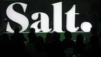 So sieht das neue Logo vonSalt aus