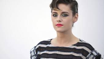 Interessanter neuer Look: Kristen Stewart war einer von zahlreichen Stargästen an der amfAR Cinema Against AIDS Wohltätigkeits-Gala im Hotel du Cap-Eden-Roc in Cap d'Antibes.