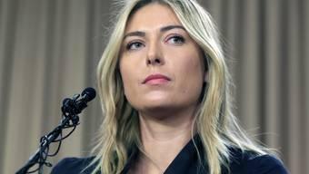 Maria Scharapowa: Das Warten auf die Urteilsverkündung hat am Dienstag ein Ende