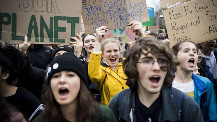 Die Klimajugend plant, den Druck auf die Politik zu erhöhen.