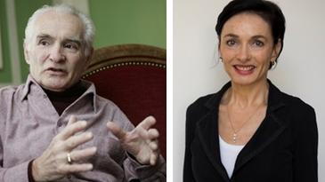 Die Baden-Kennedys: Anton Keller und Marianne Binder-Keller.