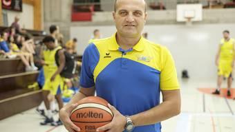 Dragan Andrejevic: «Ich bin ein Typ, der immer die Herausforderung sucht.»