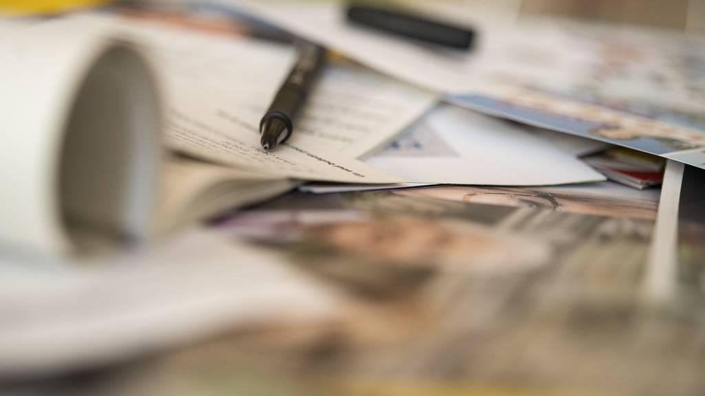 Fehlende St. Galler Stimmunterlagen – Rüge für die Druckerei