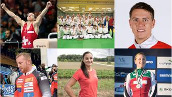 Aaurgauersportler 2016