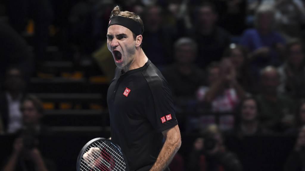 Federer: «Es muss an der Frisur liegen»