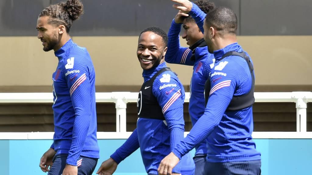 England empfängt Italien zum EM-Final