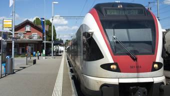 Der Bahnhof Laufenburg: Von Stein-Säckingen kommt man da mit der Bahn gerade nicht hin. (Archivbild)