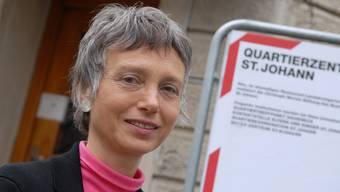 Gabriella Matefi ist neue Präsidentin des Bürgergemeinderats Basel.