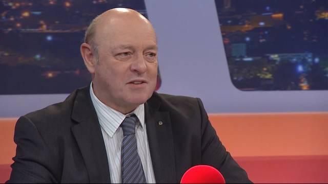 Ulrich Giezendanner über seinen Rücktritt, den Alpenschutz und die Durchsetzungsinitiative
