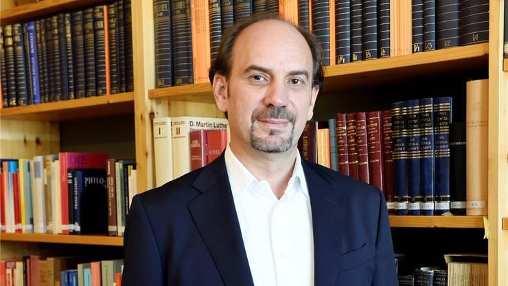 Samel Behloul, Islamwissenschafter und Fachleiter im Zürcher Institut für interreligiösen Dialog. (Archivbild)