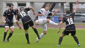 Beim nächsten Heimspiel gegen NK Pajde wartet ein schwierig zu knackender Gegner auf den FC Olten. (Symbolbild)