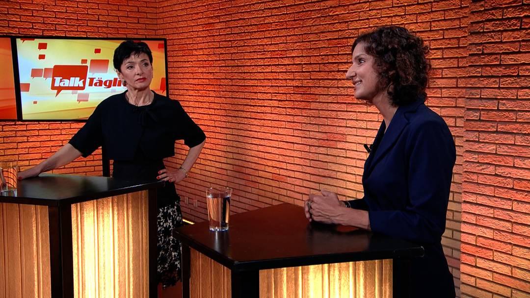 SP gegen CVP: die beiden Parteipräsentinnen im Wahl-Talk