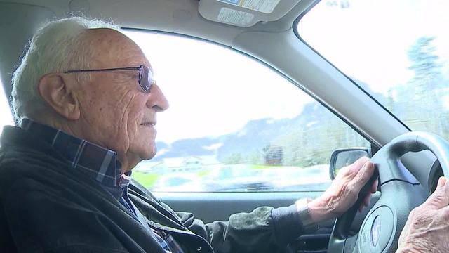 Autofahrer erst mit 75 Jahren zum Test