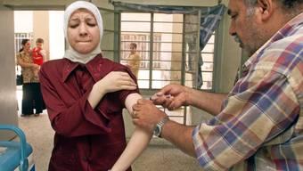 Für Mütter soll genügend Impfstoff zur Verfügung stehen. Damit werden auch die ungeborenen Babys geschützt.