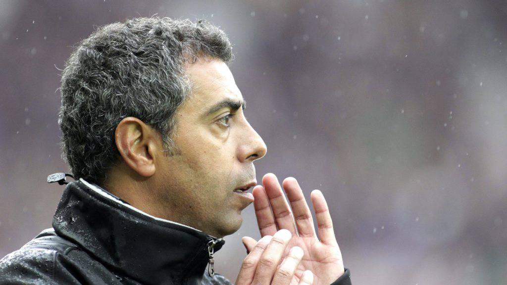 João Carlos Pereira übernimmt als Trainer bei den Grasshoppers