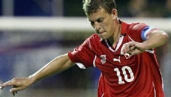 Fabian Frei traf kurz nach der Pause zur Schweizer Führung