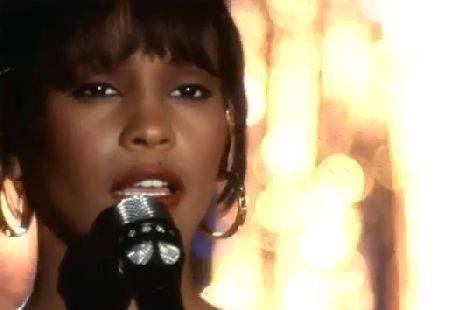 Screenshot- Whitney Houston - I will always love you