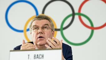 Will sich mit der Aufhebung der lebenslangen Sperre von 28 russischen Wintersportlern nicht abfinden: IOC-Präsident Thomas Bach