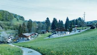 Auf dem Markt für 4,4 Millionen Franken: Das Feriendorf Walde.