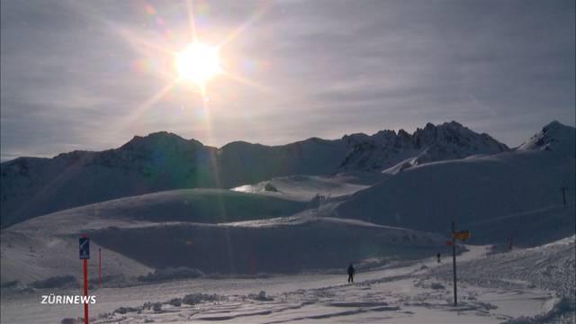 Skigebiete jubeln über Schneesegen
