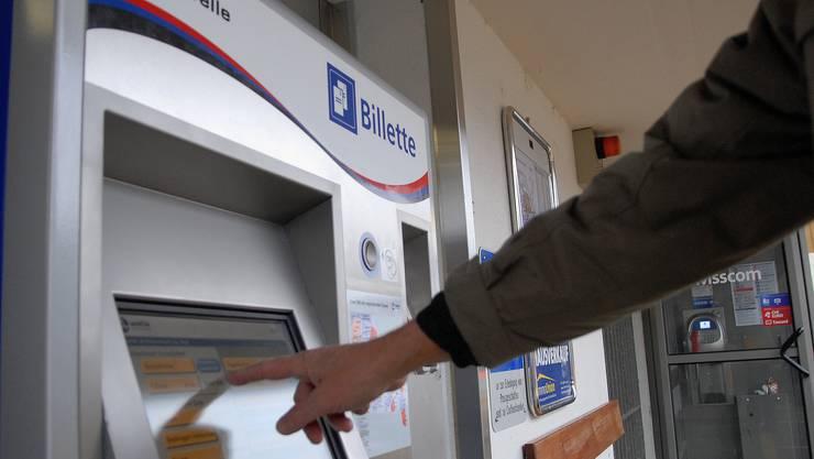 A-Welle-Automat: Einfach ist es nicht, das richtige Billett zu lösen