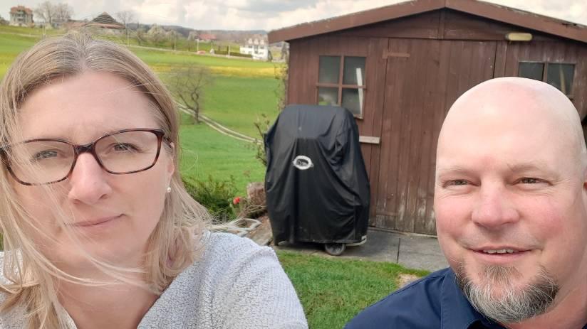 Roger und Erika Mathis aus Hochdorf