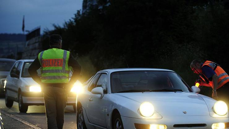 In einer koordinierten Aktion kontrollierte die Kapo Aargau gestern diverse Personen und Fahrzeuge.