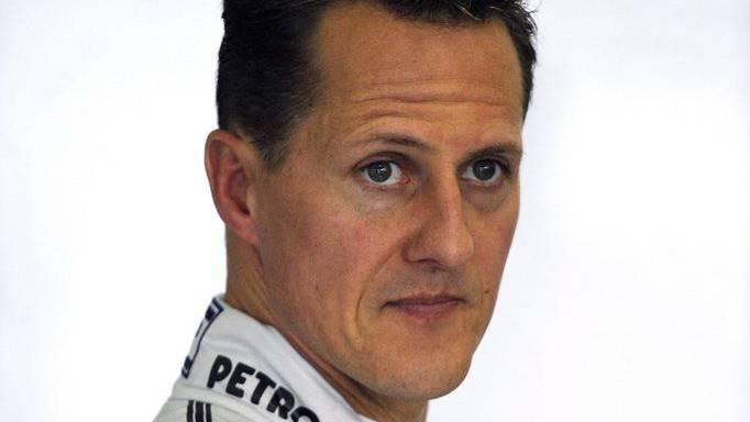 Weiterhin in Lebensgefahr: Michael Schumacher. (Archiv-Bild von 2012)