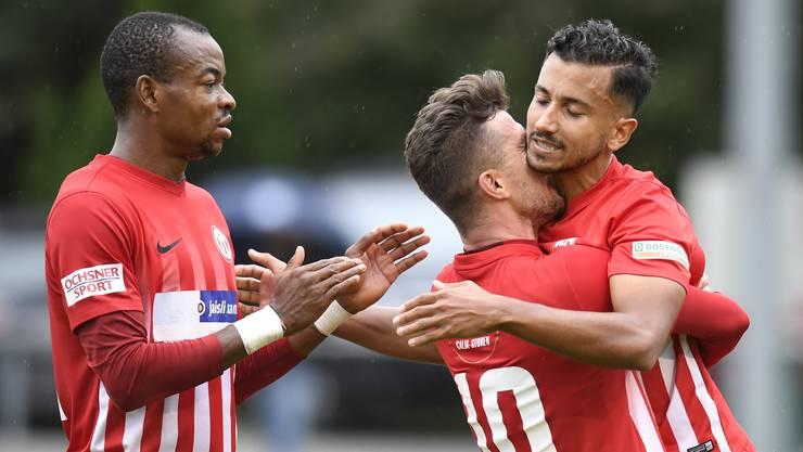 Der FC Dietikon gewinnt gegen Liestal mit 1:0.