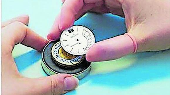 Erfolg mit Quarz-Uhren mitten in der Uhrenkrise