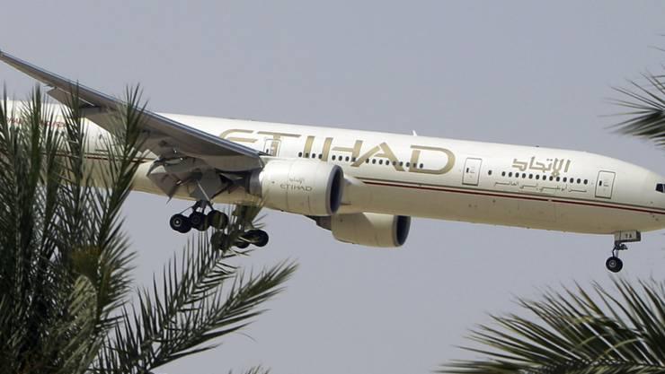 Etihad-Besitzer wollen sparen: Bei der Airline werden Stellen gestrichen. (Archivbild)