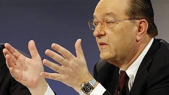 UBS-Chef Oswald Grübel (Archiv)