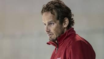 Trainer Patrick Fischer möchte mit seiner Mannschaft in diesem Jahr Grosses erreichen.