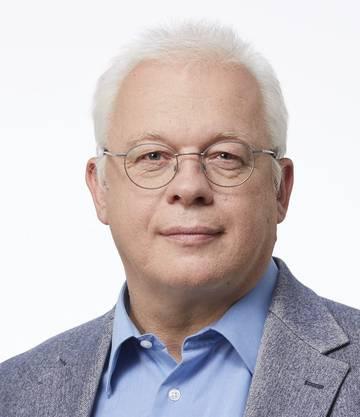 Jürg Rimann (glp Urdorf) in die Schulpflege